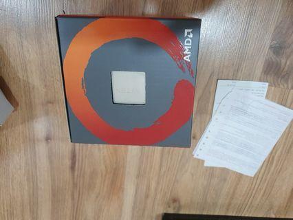 AMD Ryzen 1700 + Gigabyte Gaming 3 mobo