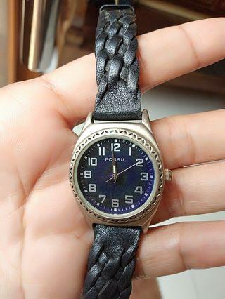 fossil jam tangan vintage