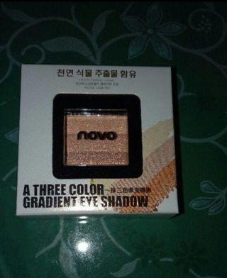 JUAL RUGI ORI Novo 3 gradient eyeshadow