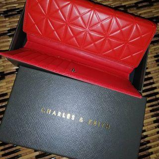 Authentic - Charles & Keith Wallet
