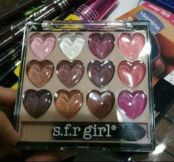 Eyeshadow Sfr girl love