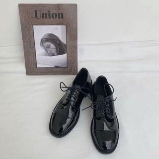 英倫風小皮鞋