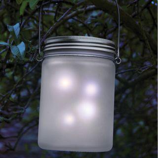 美國Fred & Friends太陽能螢光閃爍夜燈(DREAMLIGHTS - Flickering Lamp)