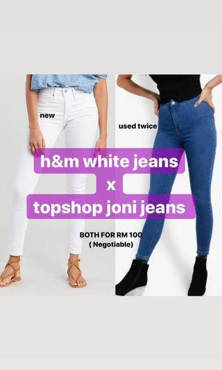 TOPSHOP JONI X H&M DIVIDED