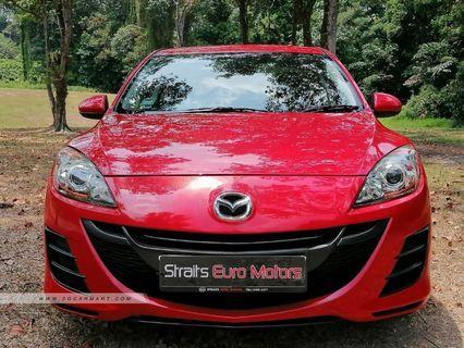 Mazda 3 1.6 Luxury Sedan (A)