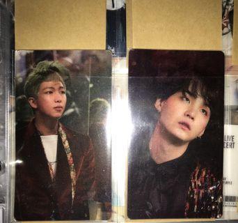 [WTT] BTS WINGS concept book Lenticular photocard