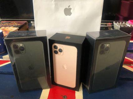 iPhone XI, Pro and Pro Max