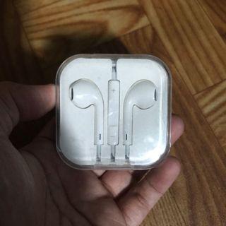 New Original Apple Earphone
