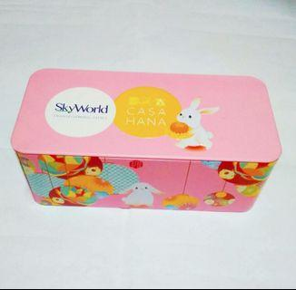 SkyWorld Tin Box