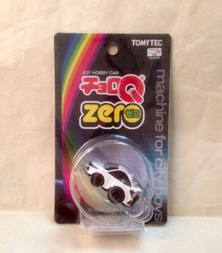 Choro-Q zero Civic Type R (FK8) (White)