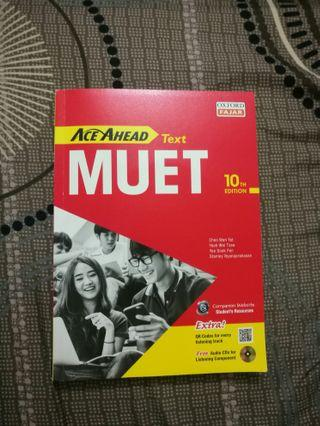 Ace Ahead Text MUET 10th Edition