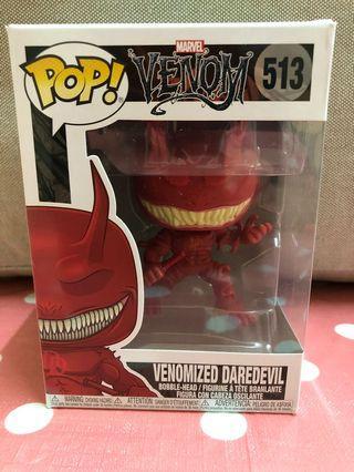 Venomized Daredevil Funko Pop!