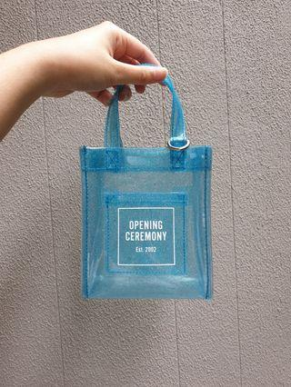 Opening Ceremony Glitter Small Bag