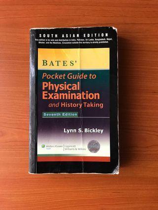 Bates' Pocket Guide to Physical Examination