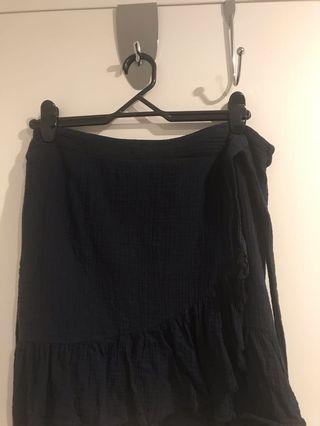 Glassons Ruffle Skirt
