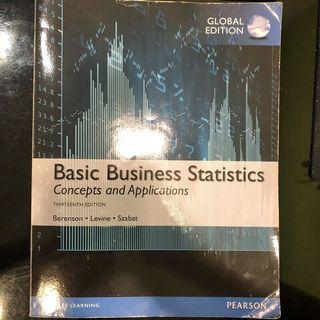 統計學 basic business statistic
