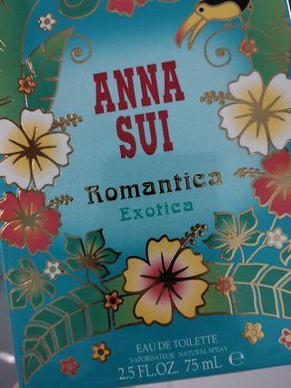Anna Sui Romantics Exotica 75ml - Limited Edition