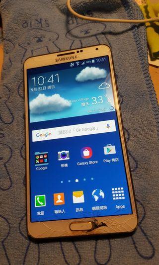 Samsung note3 n900u 16G