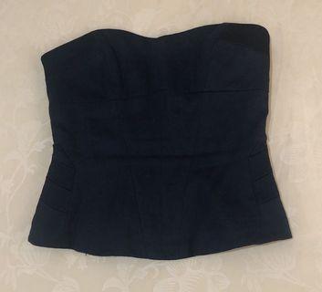 Bebe black top