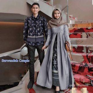 Couple sarwendah