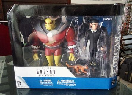 Dc Collectibles Batman Animeted  etrigan and klarion