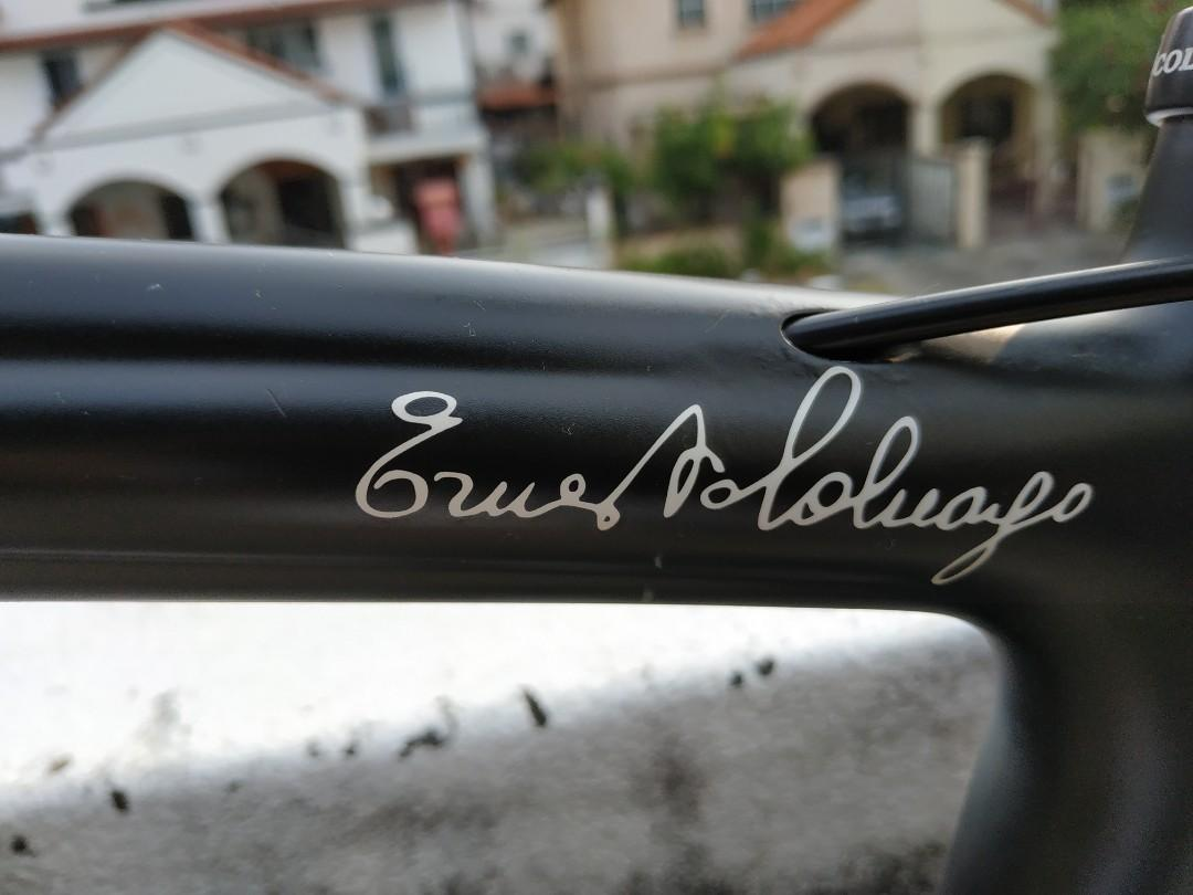 1 x used Colnago bike with full set of tyres and free delivery #winiphone11pro