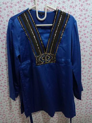 Elblue blouse