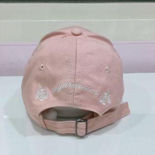 可議價(;´༎ຶД༎ຶ`)Bershka棒球帽 乾燥花粉