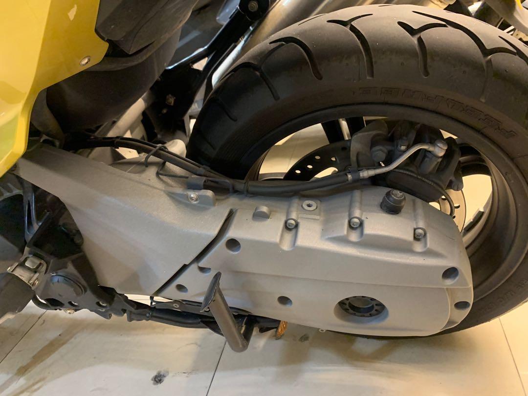 2018 BMW C650 SPORT (匯特代理)僅跑2700公里(黑手重機)