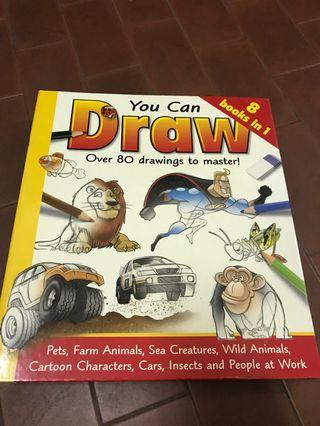 You can Draw book