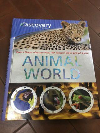 Discovery channel animal world