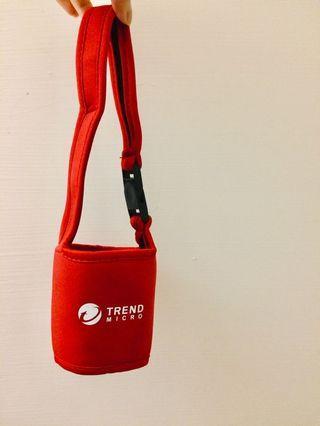 中性番茄紅品牌飲料提袋全新