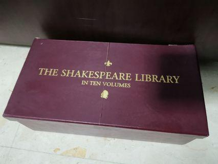 The shakespeare library