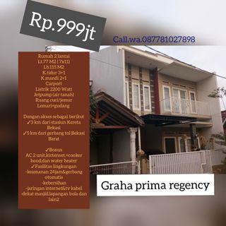 GRAHA PRIMA REGENCY,TAMBUN UTARA