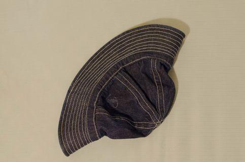 復刻二戰美軍丹寧漁夫帽