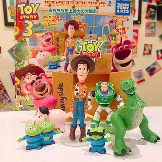 玩具總動員3扭蛋