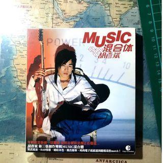 胡彥斌 MUSIC 混合體 二手CD