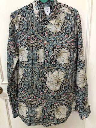 H&M x Morris & Co Batik Shirt