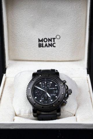Montblanc 104279 sport chronograph men's watch