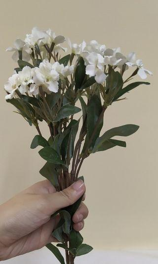 Artificial flowers 1 pcs (rental only)