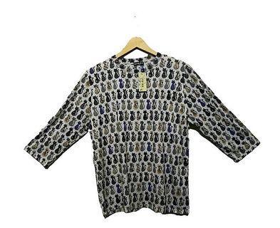 #RamadanSale Baju Import Murah - blouse / kaos Kucing / cat top