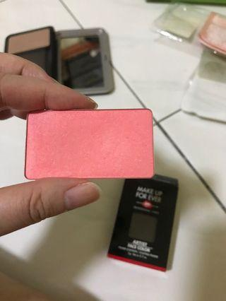Used authentic make up for ever blusher