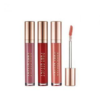 [CLEARANCE STOCK SALE] PONY EFFECT STAY FIT MATTE LIP COLOR 4.6G