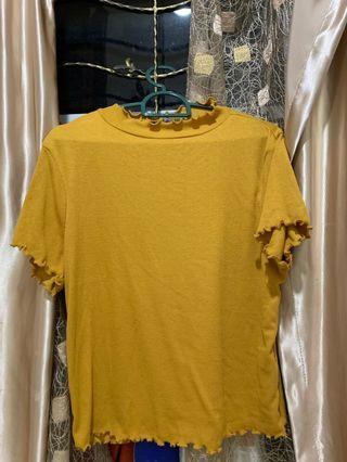 Yellow Mustard top