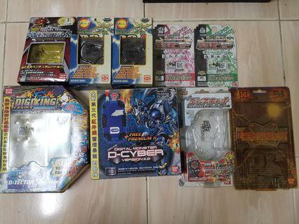 Digimon box sahaja