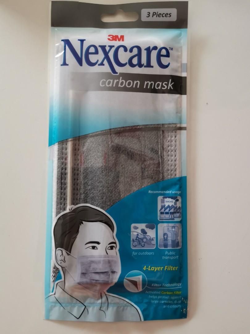 3m charcoal mask