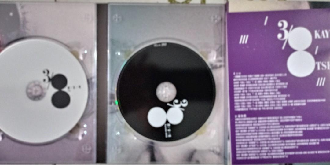 謝安琪 3/8專輯 CD+DVD