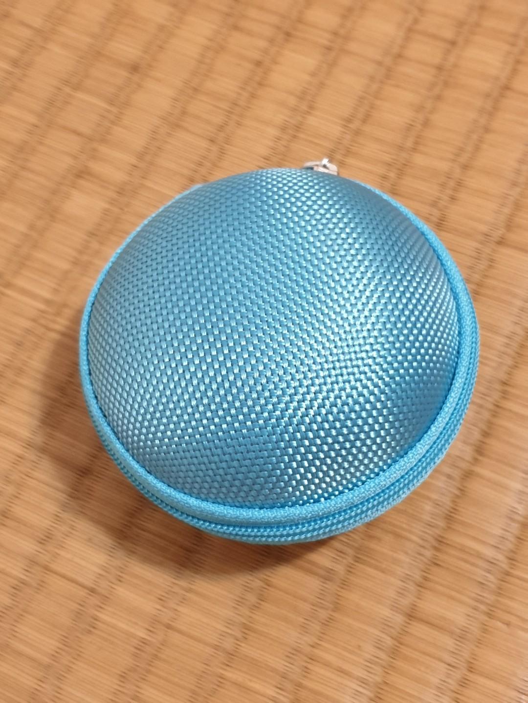 精油收納包 淺藍色