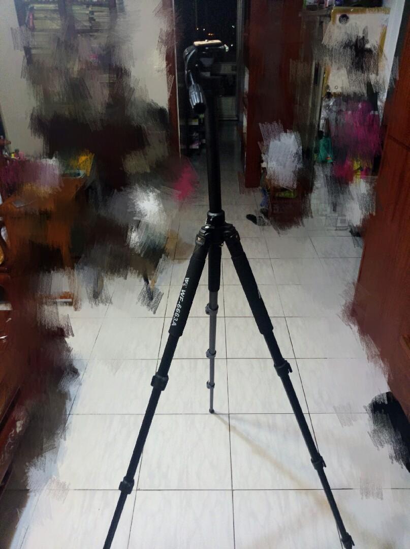 重型腳架 相機 單眼 望遠鏡 全新品 有紙盒跟防塵帶
