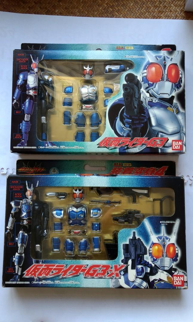 裝著變身 Kamen Masked Rider Agito G3 G3-X 幪面超人 假面騎士 亞極陀 阿傑多 平成 非 SHF 真骨 帝騎 月騎 甲鬥王 電王 時王 Decade Kiva Kabuto Den-O Zi-o